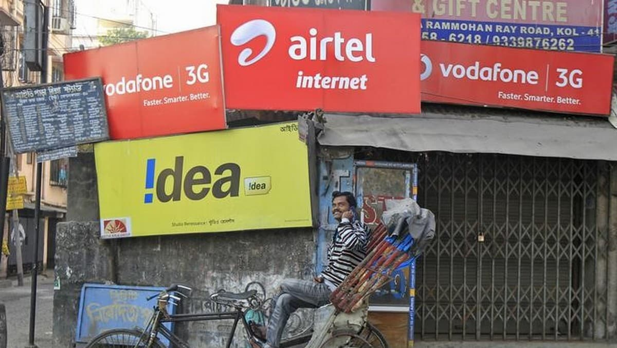 Vodafone Idea, Airtel Suffer Losses Totalling Rs. 74,000 Crores on AGR Dues
