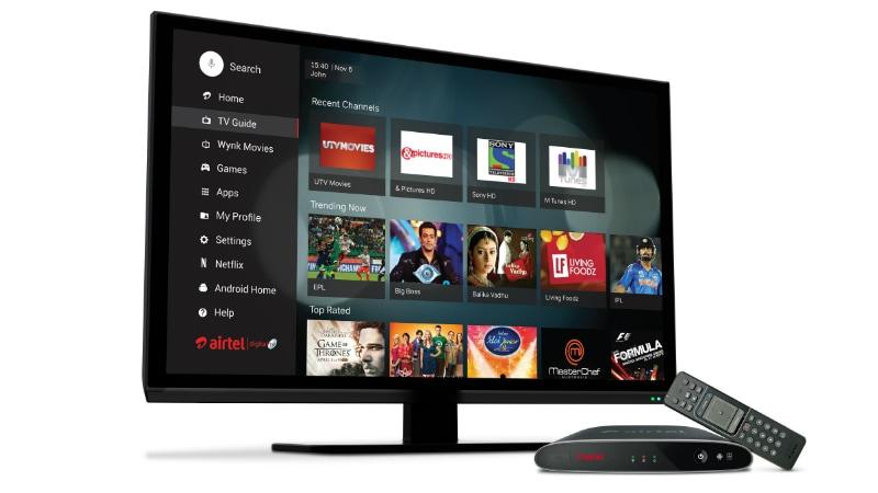एयरटेल का नया हाइब्रिड सेट टॉप बॉक्स आपके आम टीवी सेट को बना देगा स्मार्ट टीवी