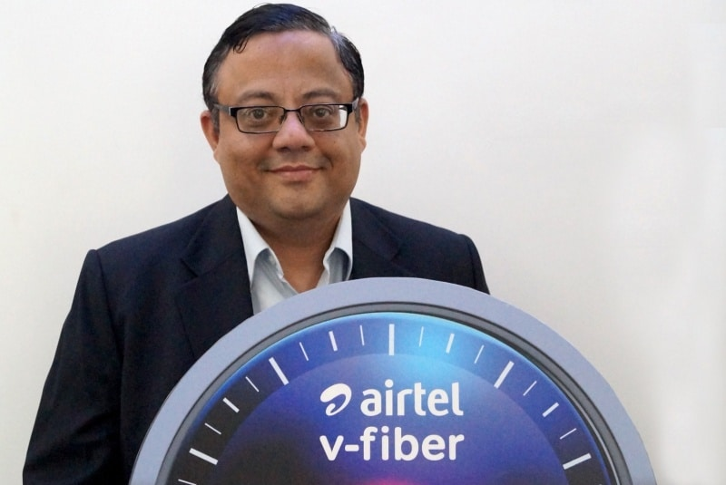 Airtel V-Fiber Broadband Service With Speeds Up to 100Mbps Comes to Mumbai