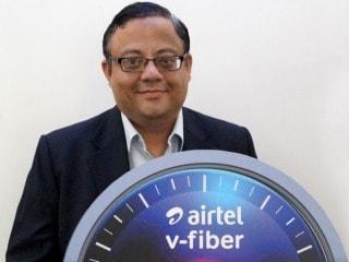 एयरटेल की 100 एमबीपीएस तक की स्पीड वाली वी-फाइबर ब्रॉडबैंड सेवा अब मुंबई में भी