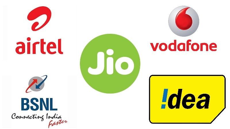 Jio vs Airtel vs Vodafone vs Idea vs BSNL vs Aircel: The Best Data, Calling Plans Available Today