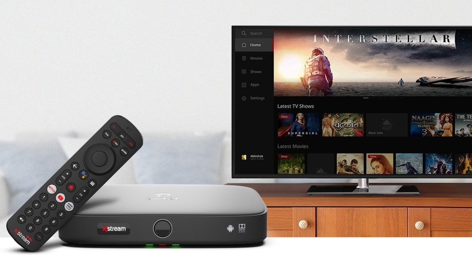 Airtel Digital TV Users With Xstream Fiber Broadband Can Now Upgrade to Xstream Box at Rs. 1,500
