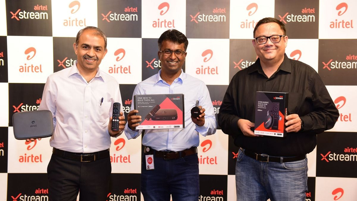 Airtel Xstream Box, Xstream Stick Launched in India: Price, Plans, and Everything Else You Need to Know