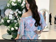 Cannes 2018: Aishwarya Rai Bachchan's Summer Sequined Dress Is A Wardrobe Essential