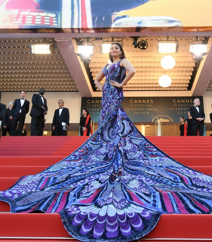 Cannes 2018 Stop And See Aishwarya Rai Bachchans Dramatic Entry