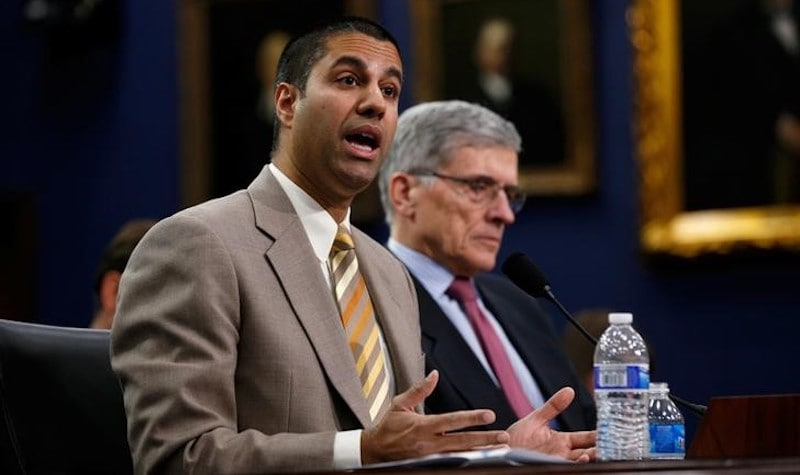 US FCC Chairman Ajit Pai to Block Stricter Broadband Data Privacy Rules