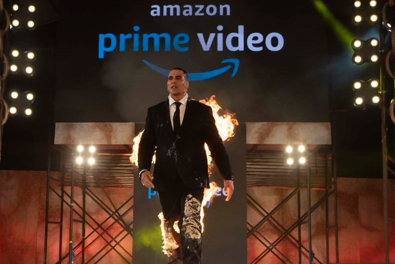 Akshay Kumar, Amazon Prime Video Announce Action-Adventure Indian Original Series The End
