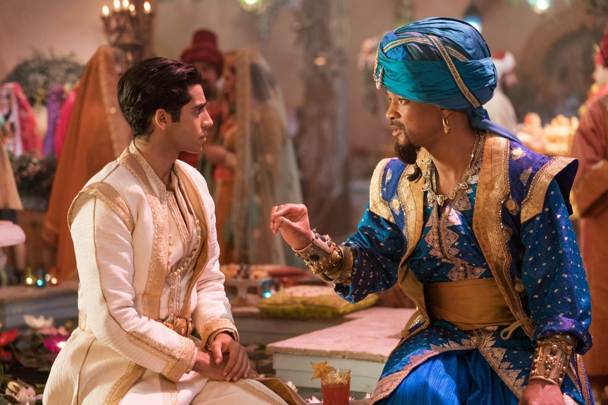 Aladdin Movie Review: A Serviceable, Extravagant Remake but Nothing More