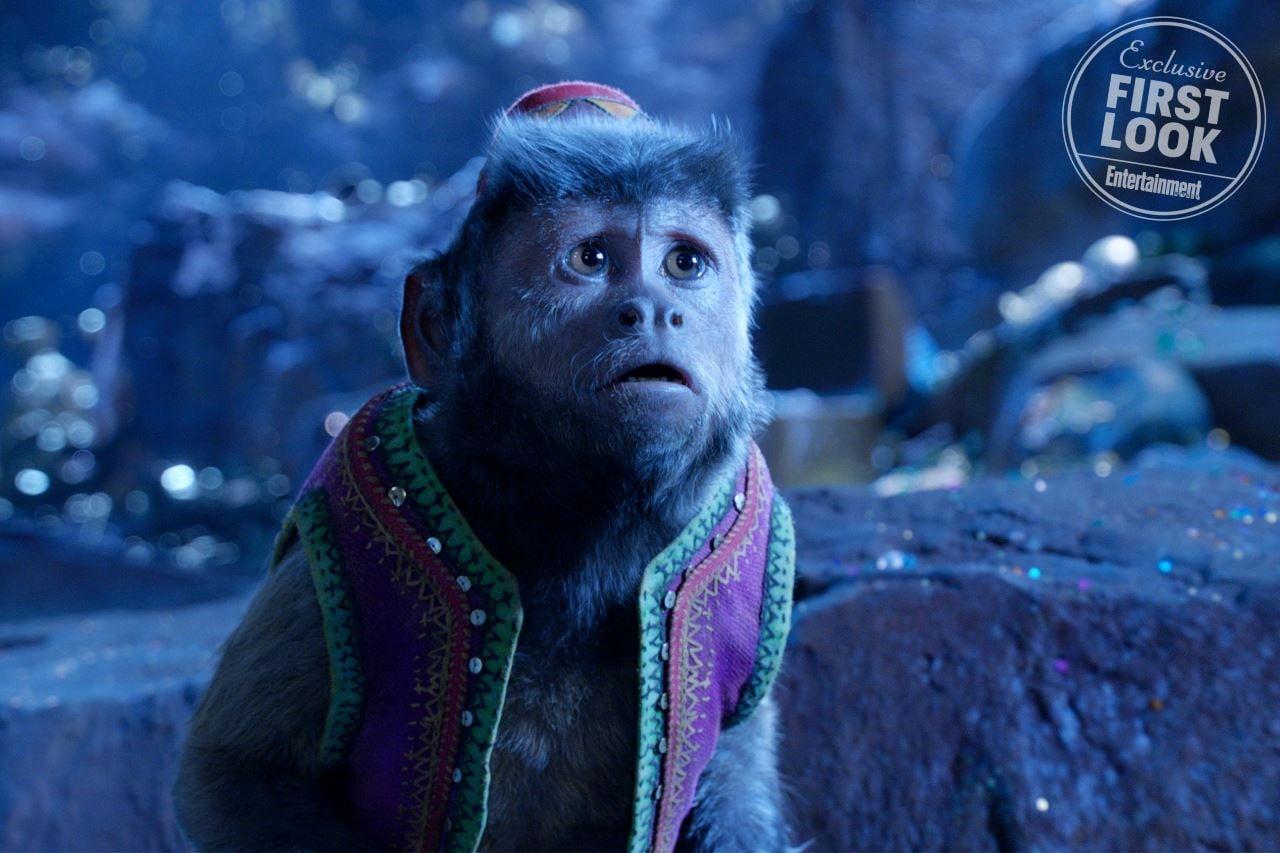 aladdin abu monkey Aladdin