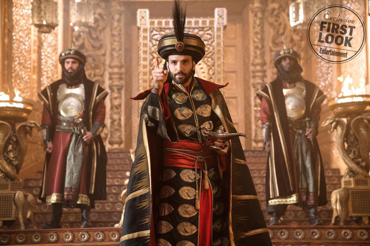 aladdin marwan kenzari jafar Aladdin