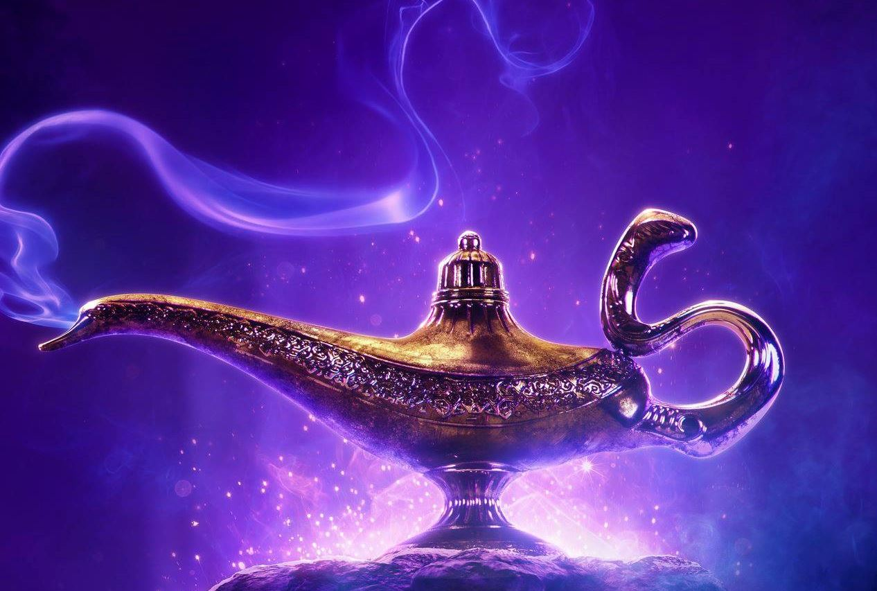 Aladdin Teaser Trailer Introduces Agrabah, Mena Massoud, and the Magic Lamp