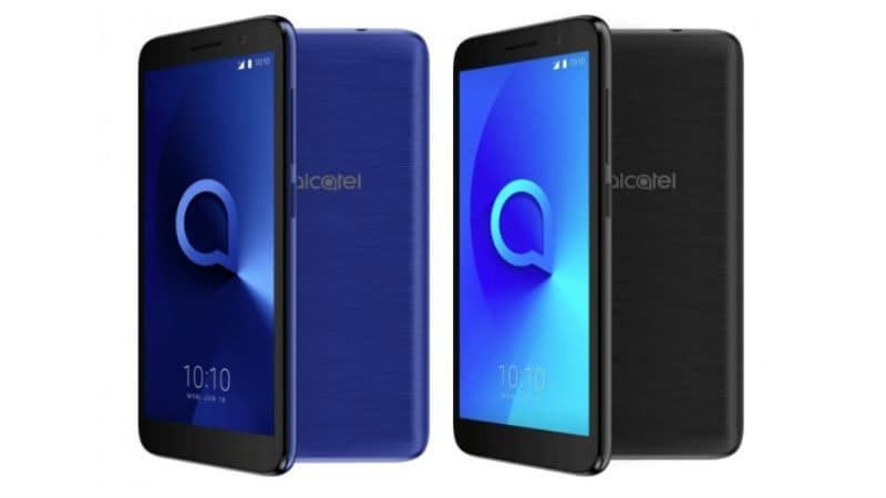 Alcatel 1 Android Go Smartphone Spotted With 1GB RAM, 18:9 Display