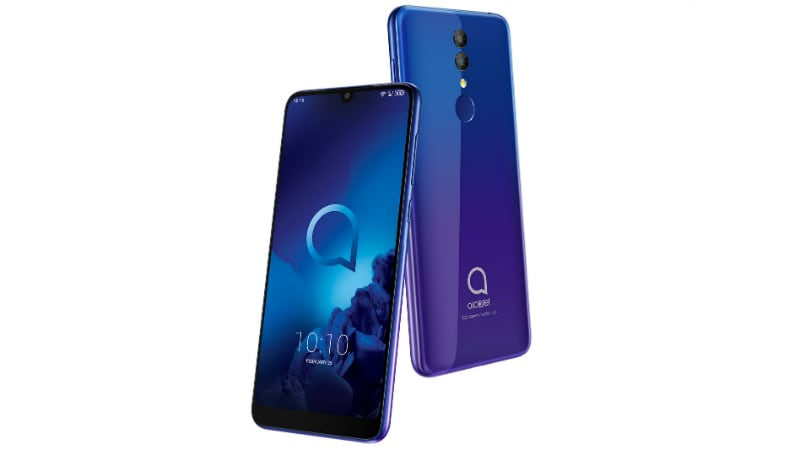 MWC 2019: Alcatel 3 (2019), Alcatel 3L, Alcatel 1S Phones With AI Camera Features Unveiled