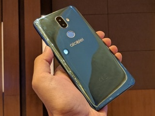 Alcatel 3V With 18:9 Display, Dual Rear Cameras Launched in India: Price, Specifications