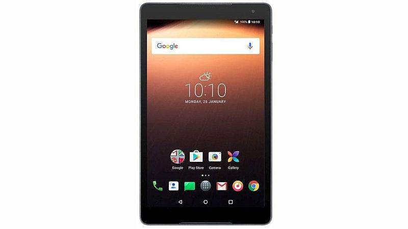 Alcatel A3 10 Tablet With 4G, Voice Calling Support Launched at Rs. 9,999