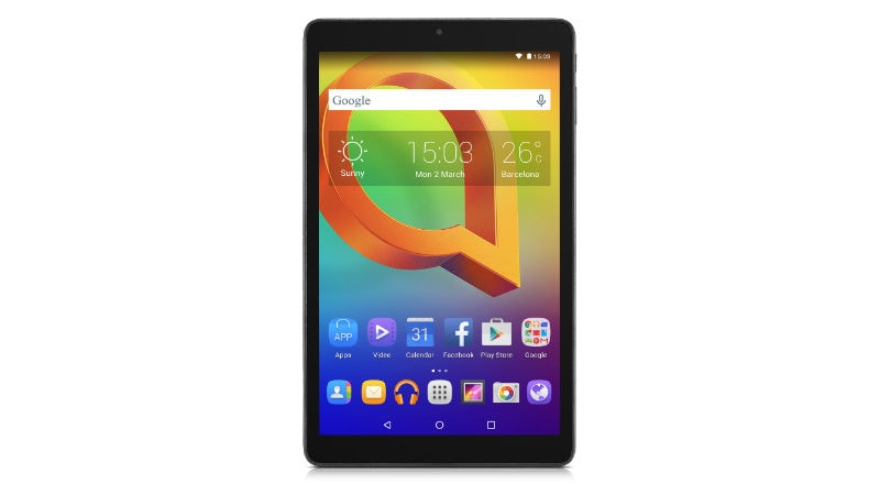 Alcatel A3 10 Wi-Fi, iBall Slide Enzo V8 Tablets Launched in India