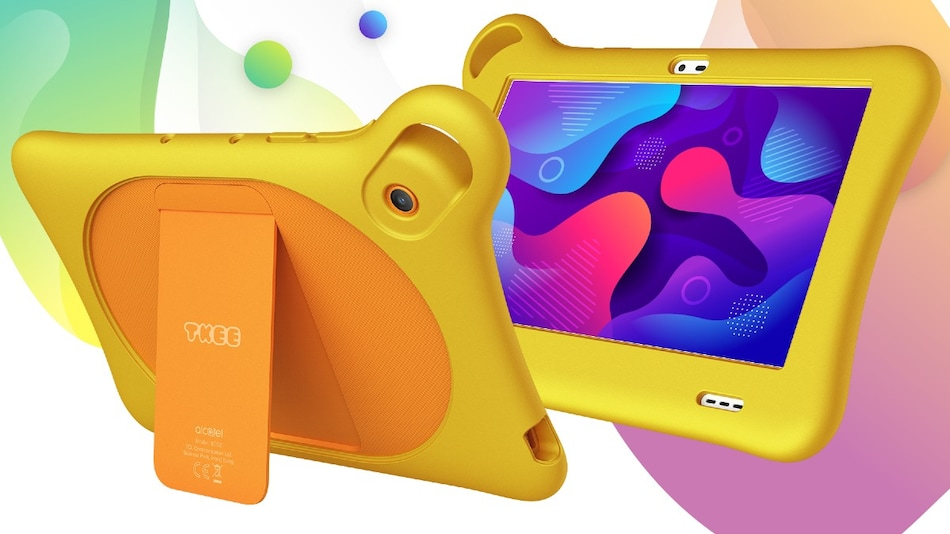 Alcatel TKEE Mini, TKEE Mid, TKEE Max Rugged Android Tablets for Kids Launched in India: Price, Specifications