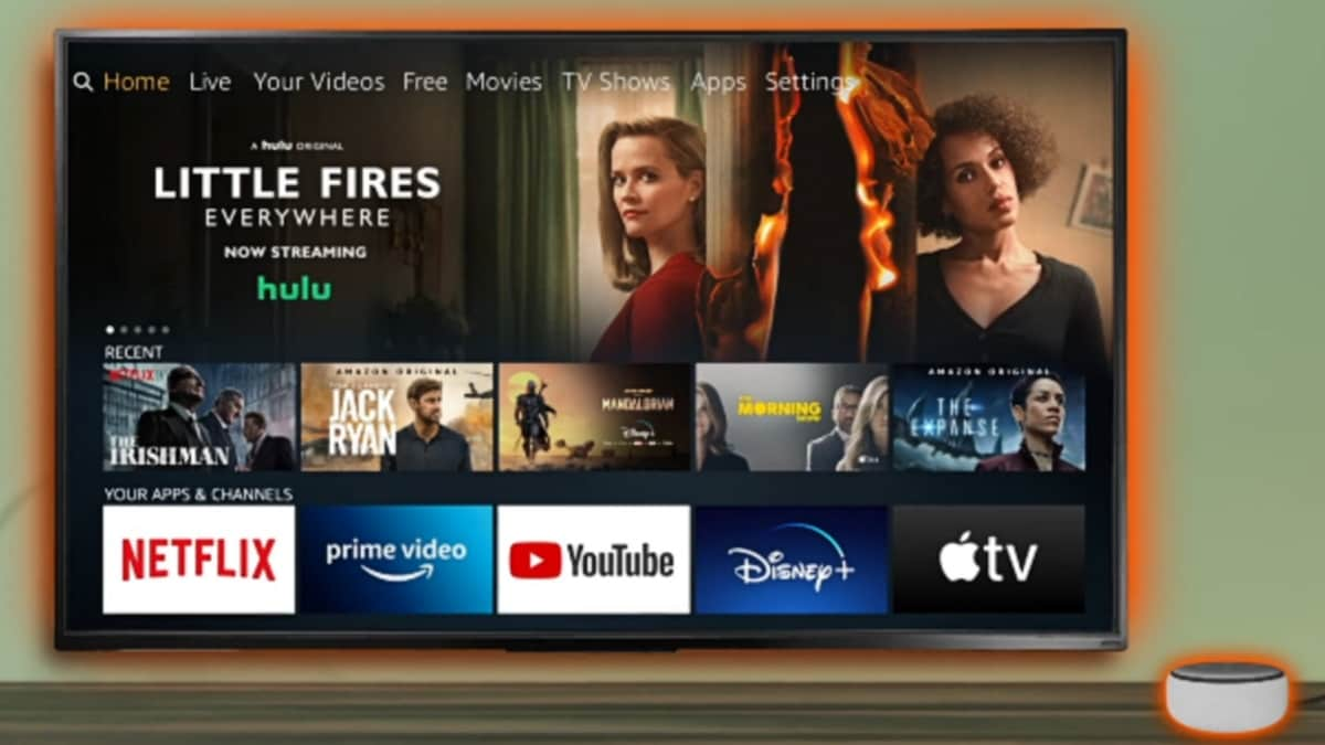 Amazon Fire TV Expand Hands-Free Features via Paired Alexa Devices