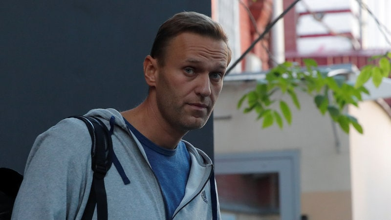 Google Removes Russian Opposition Leader's YouTube Ad