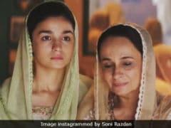 <i>Raazi</i>: Alia Bhatt Was Nervous About Mom Soni Razdan 'Memorising Her Lines'
