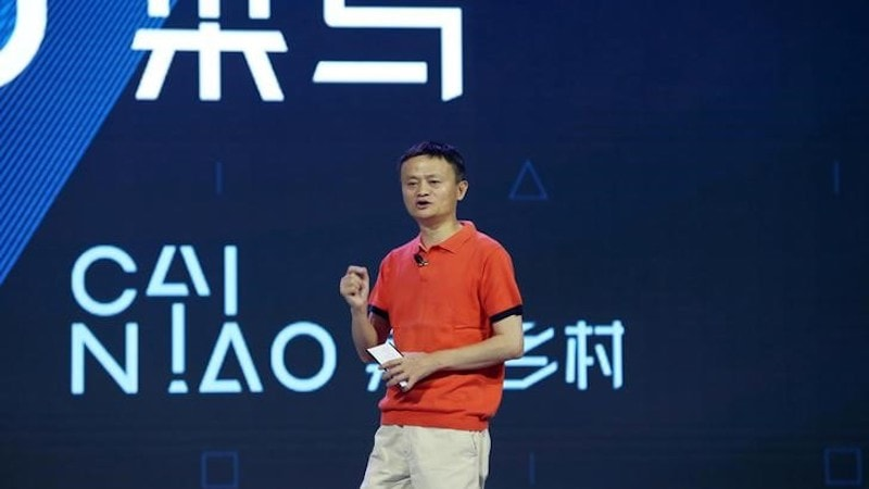 Alibaba to Invest $15 Billion to Build a Global Logistics Network