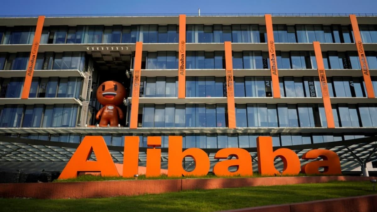 Alibaba Said to Be Planning a Second Listing in Hong Kong to Raise $20 Billion