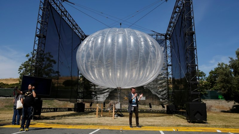 6db8e239d5e Alphabet's Loon said on Thursday it would deploy its system of balloons to  beam high-speed Internet access with Telkom Kenya from next year to cover  rural ...