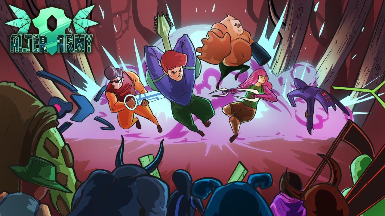 Alter Army Is an Unforgiving Game From India That Reminded Me of Super Meat Boy