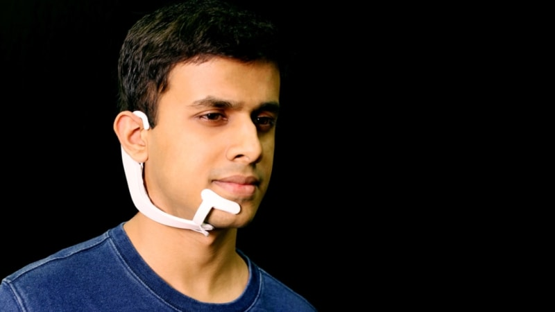MIT's AlterEgo Headset Can Read Your Thoughts Using Internal Verbalisation
