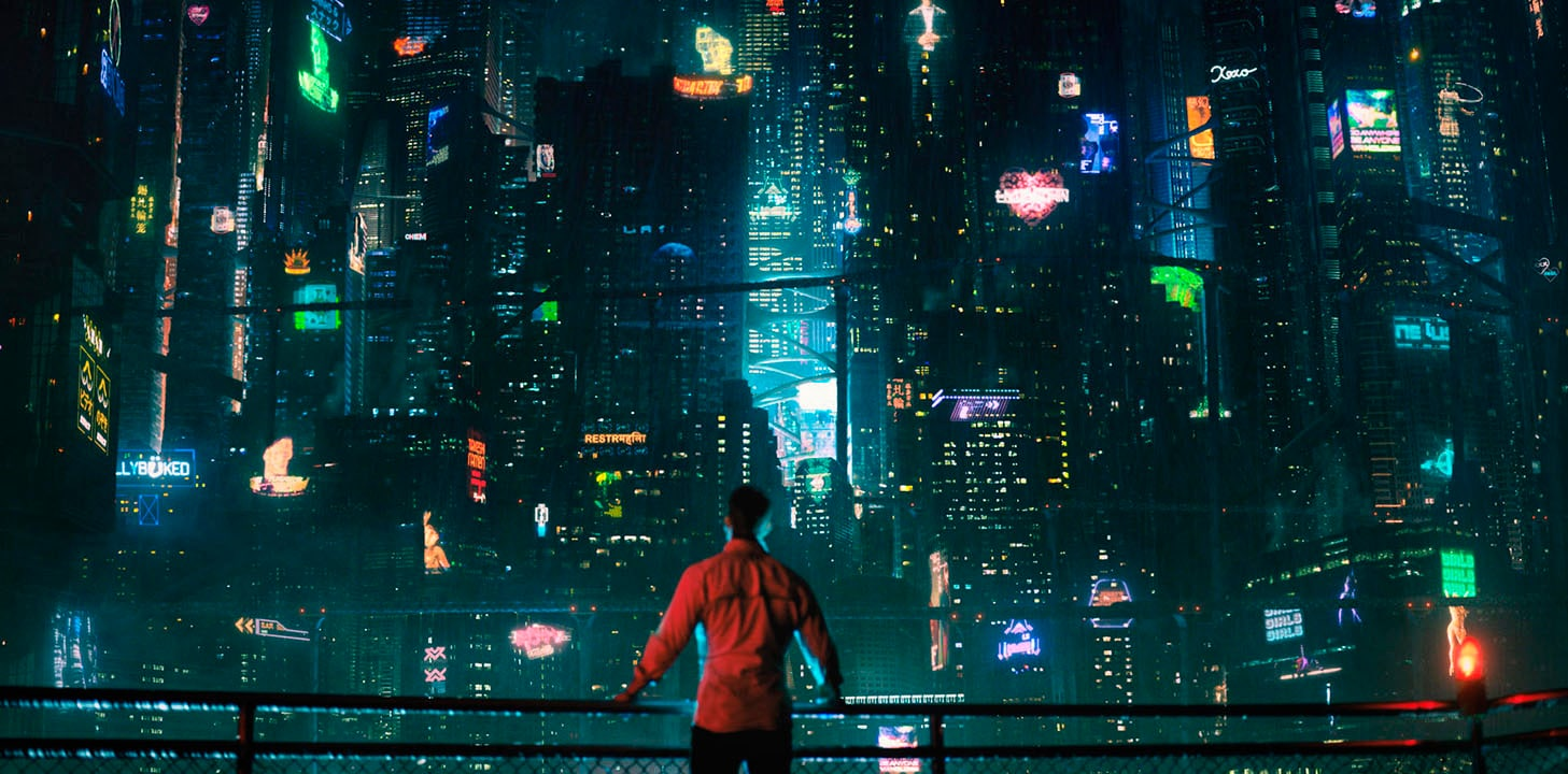 Netflix's Expensive Sci-Fi Original Altered Carbon Gets First Teaser Trailer