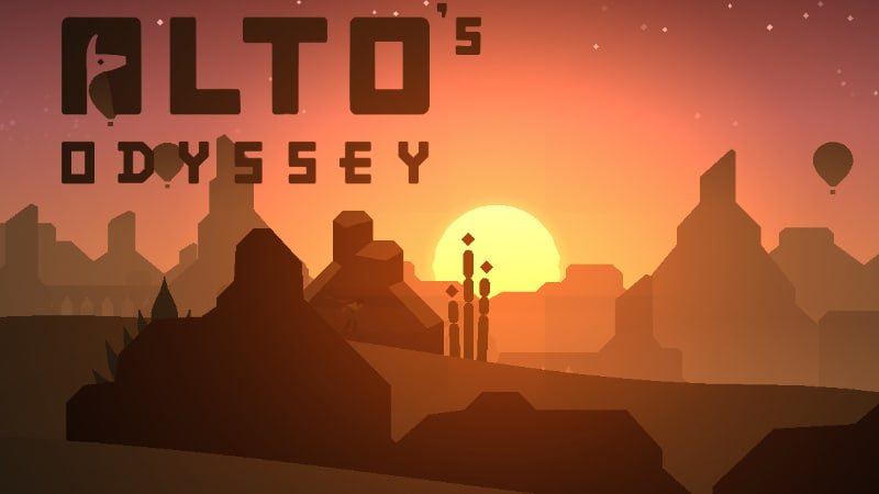 Alto's Odyssey Is the Sequel Alto's Adventure Deserves