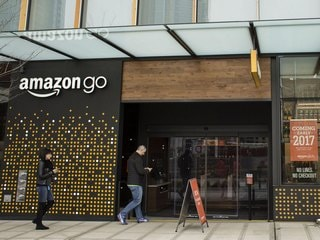 Amazon to Open More 'Amazon Go' Cashierless Supermarkets Next Year