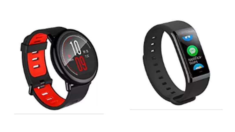 Xiaomi-Backed Huami Amazfit Pace Smartwatch, Amazfit Cor Fitness Band Launched in India