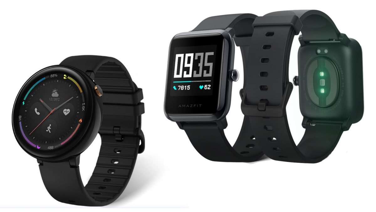 Amazfit Smartwatch 2, Smartwatch 2 ECG Edition Launched; Amazfit Health Watch Also Introduced
