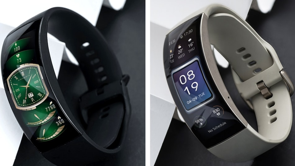 Huami Amazfit X Smartwatch With Curved AMOLED Display Launched