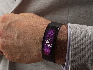 Huami Amazfit X Fitness Band With Curved Display, 5ATM Rating Launched
