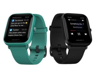 Amazfit Bip U Pro Smartwatch With Alexa Built-In Launched in India