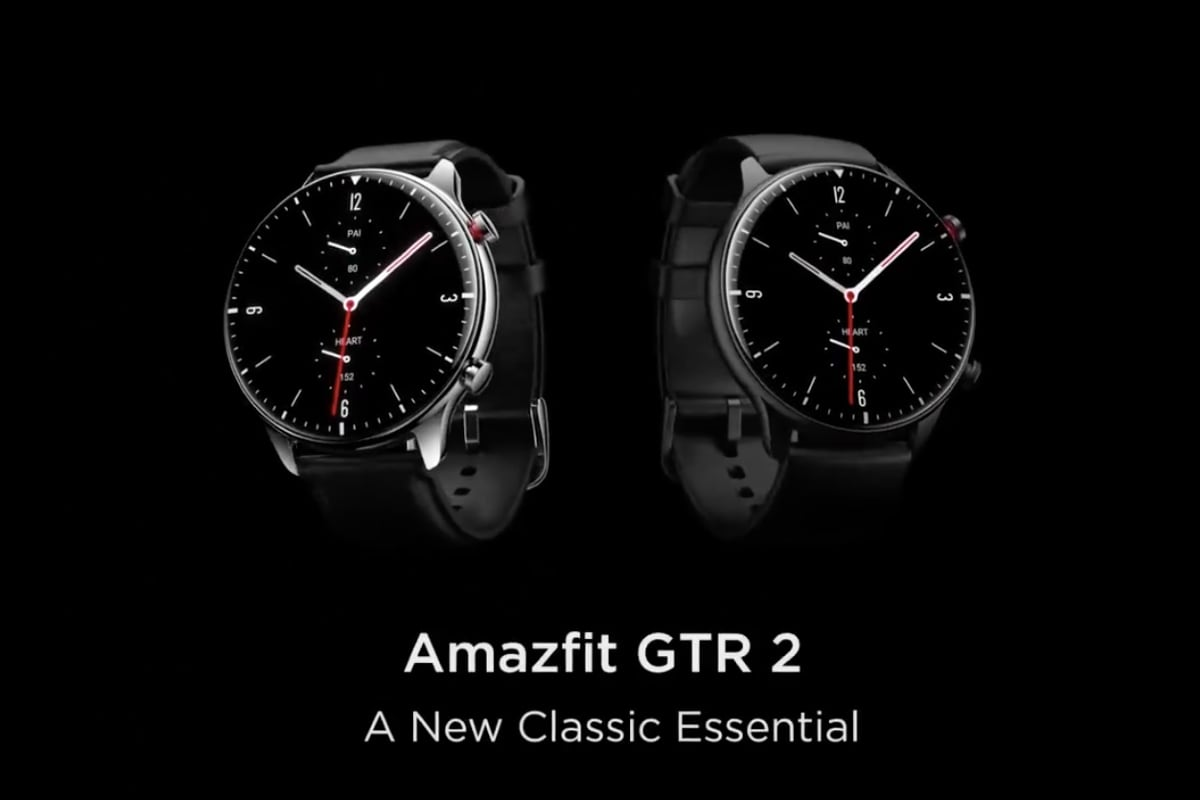Amazfit GTR 2, Amazfit GTS 2 Smartwatches Debut With Heart Rate Monitoring
