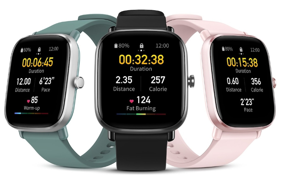 Amazfit GTS 2 mini Smartwatch Price in India Revealed, Pre-Bookings Start From December 26