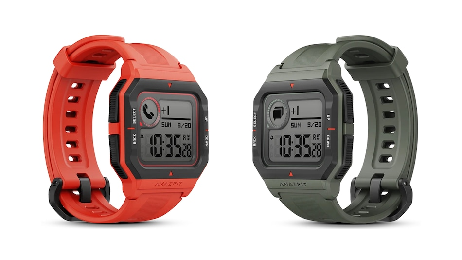 Amazfit Neo Retro-Style Smartwatch With 28 Days Battery Life Launched in India