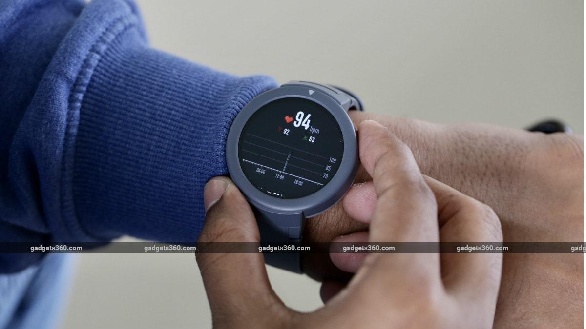 amazfit verge lite heart rate gadgets 360 Amazfit Verge Lite