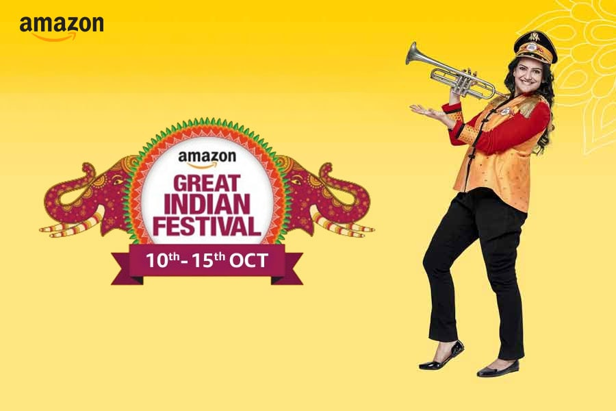 Amazon Great Indian Festival Sale Today: Check Sale, Offers & Deals