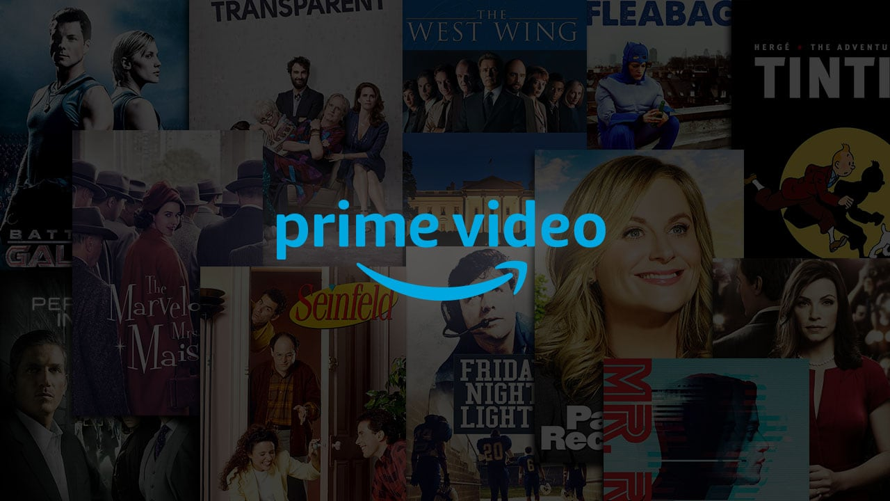 Prime Video The Best Tv Series On Amazons Streaming