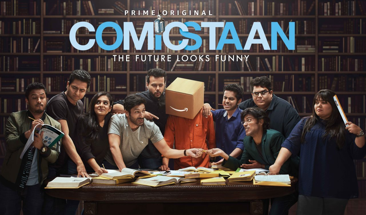 Inside Amazon's Indian Original Comicstaan, Which Wants to Make You Laugh and Learn