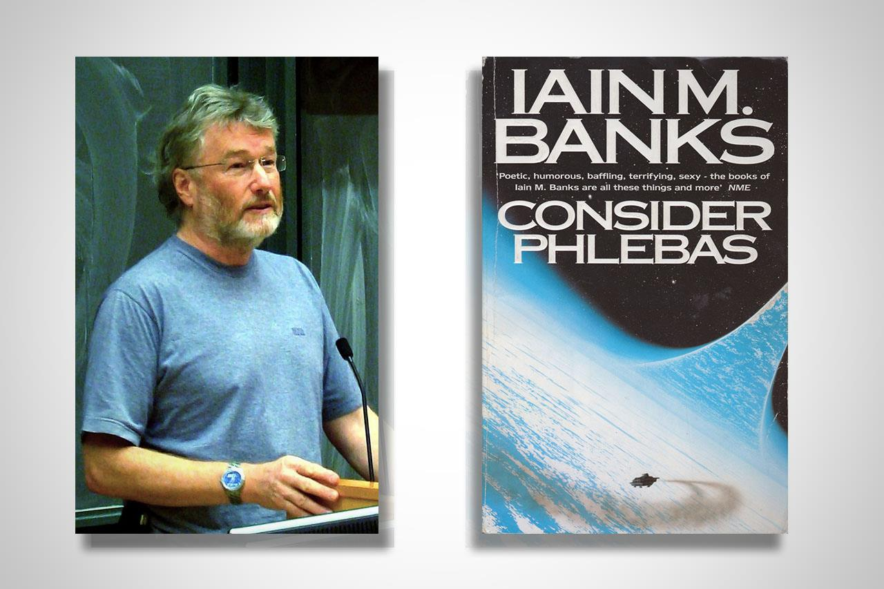 Amazon to Develop TV Series on Iain M. Banks' First Culture Book, Consider Phlebas