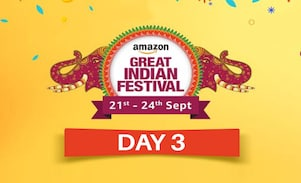 Day 3 of The Amazon Great Indian Festival Sale Offer, Sept 21st-24th 2017, Check for the Best Deals here!