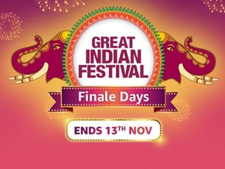 Amazon Great Indian Festival 'Finale Days' Sale: Top Deals and Offers This Week