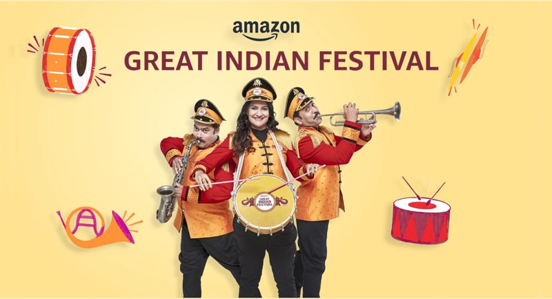 Amazon Great Indian Festival Sale 2018: Everything You Can Expect