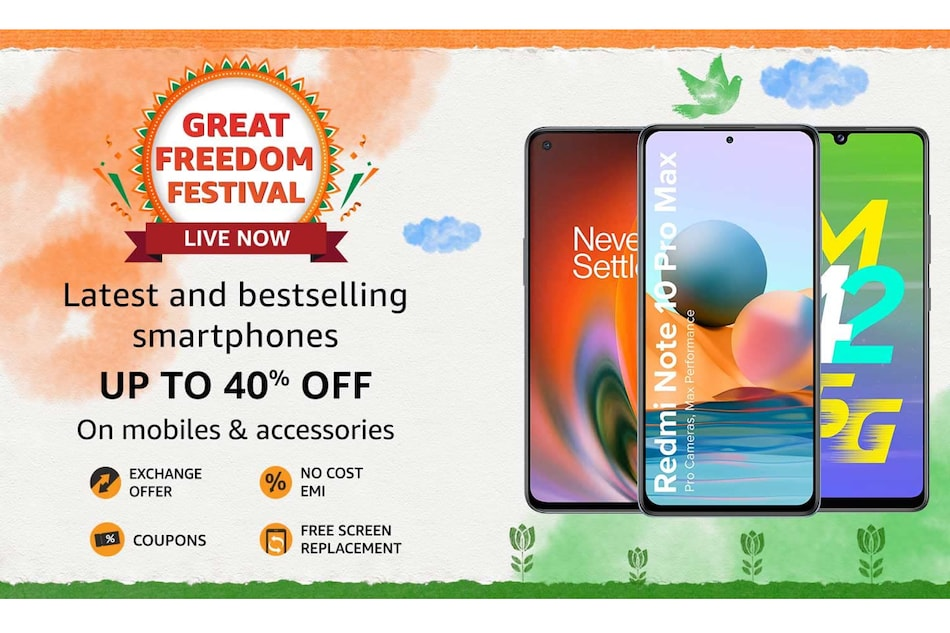 Amazon Great Freedom Festival 2021: Best offers for you!