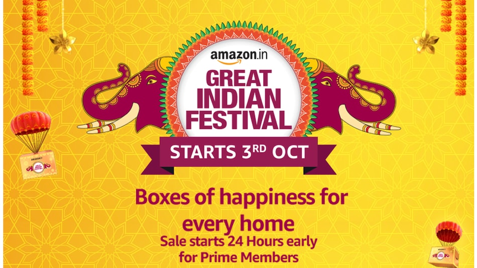 Amazon Great Indian Festival 2021 Sale: How to Find Best Deals, What to Expect